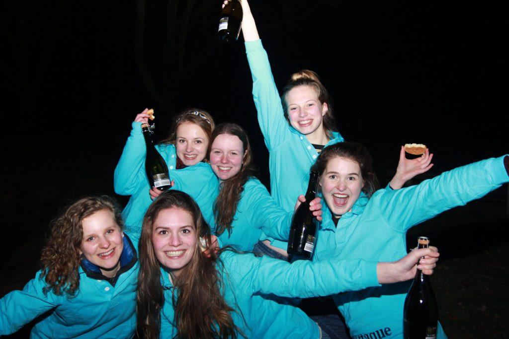 Wij zijn super trots om te kunnen zeggen dat wij 6 super leuke nieuwe leden hebben: Evelien, Imme, Leone, Lynn, Minne